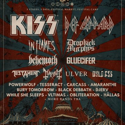 Mayhem to play Tons of Rock in Oslo – Norway