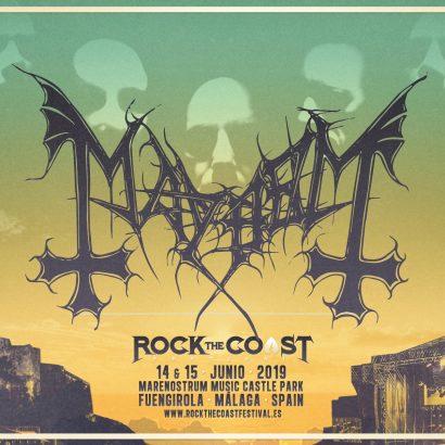 """Rock The Coast"" Announced"