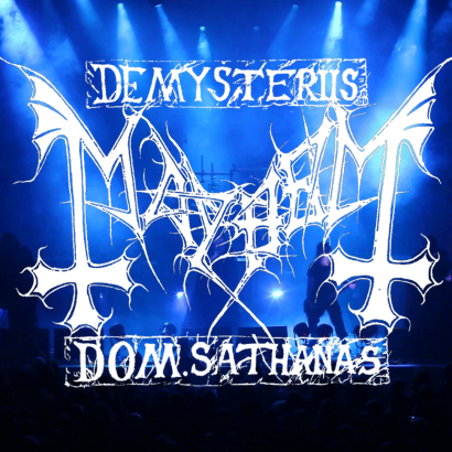 YouTube Premiere : De Mysteriis Dom Sathanas Alive – Full Concert Music Video